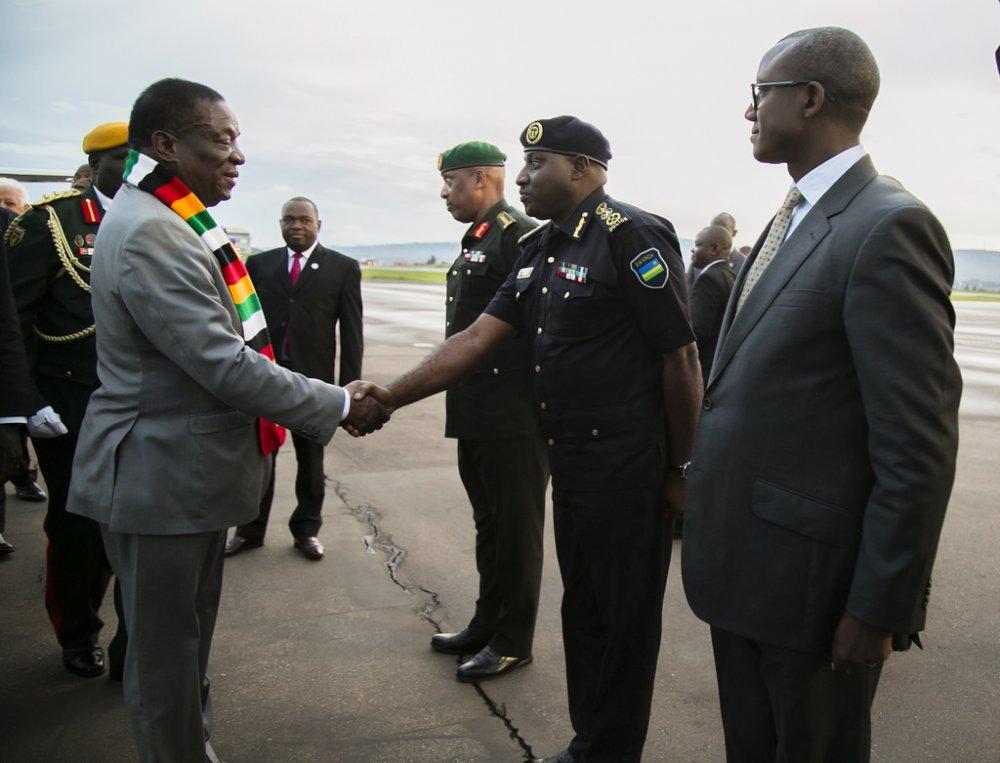 Kigali: Africa can do better, says Mnangagwa