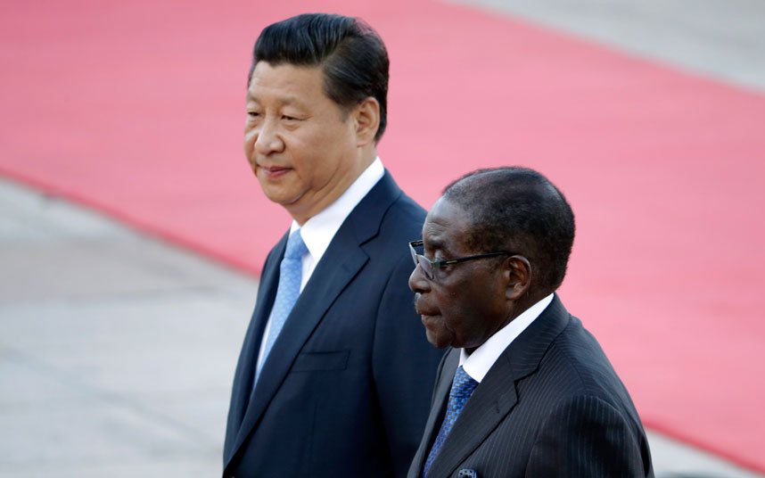 Mega Deals: We don't just hand out money – says China