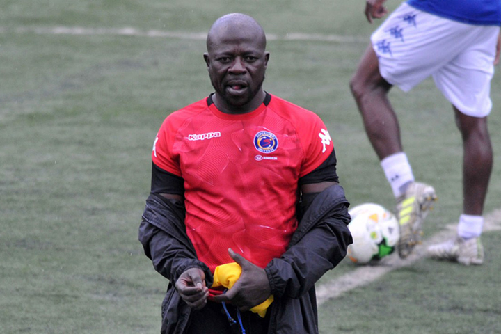 Kaitano Tembo appointed SuperSport United head coach