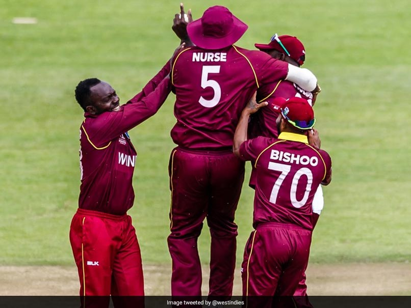 Windies edge Zim to stay on WCup course