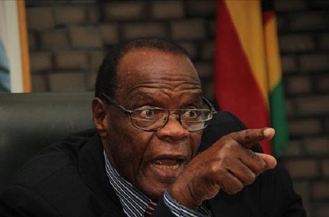Two million people dead since 2013, says Mudede