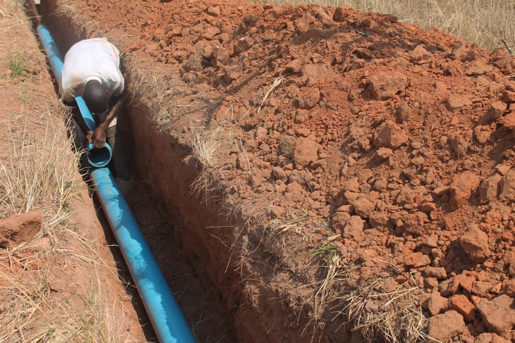 Water authority owed $39m; says farmers refusing to pay