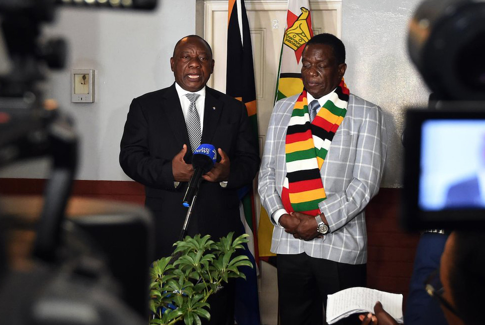 Zanu PF, ANC accuse opposition parties of plotting coups