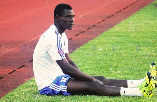 Coaches livid as Dynamos struggle to pay chieff striker