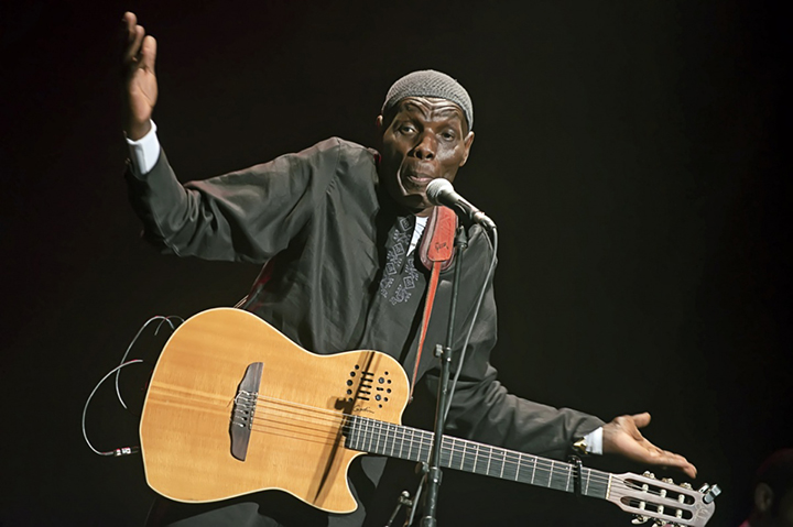 Tuku: What retirement? Artists have no term of office