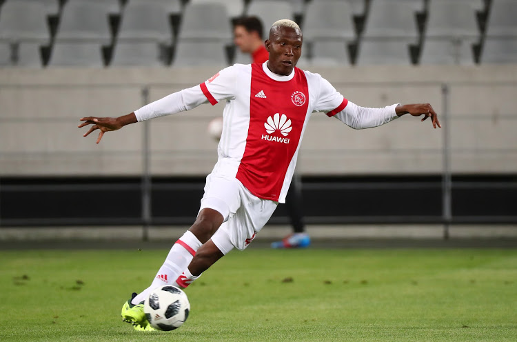 Ajax Cape Town's Tendai Ndoro remains upbeat amid controversy