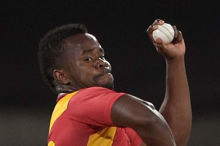 Cricket: Zimbabwe's Brian Vitori suspended again