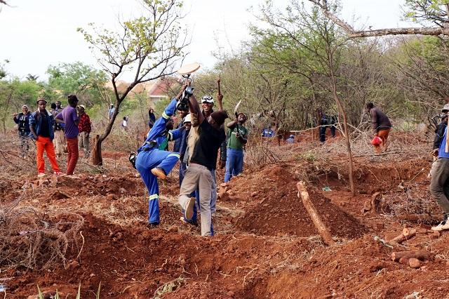 Zanu PF grabs gold mine in Mnangagwa's Kwekwe backyard