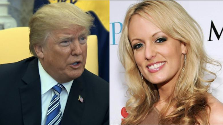 Porn star's lawyer says she had sexual relationship with Trump