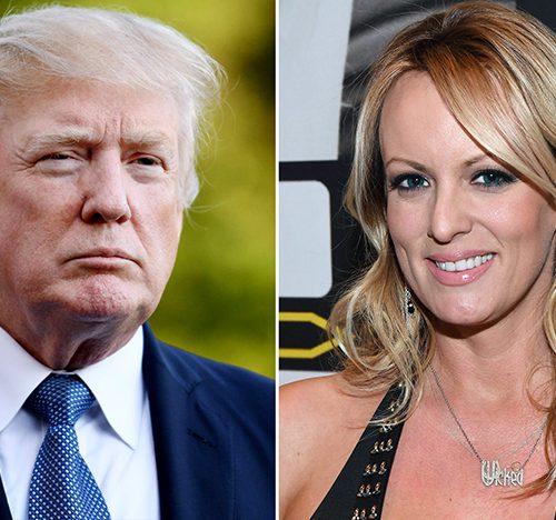 Judge tosses porn star Stormy Daniels' defamation suit against Trump