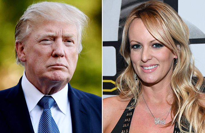 Judge tosses porn star Stormy Daniels' defamation suit against Trump