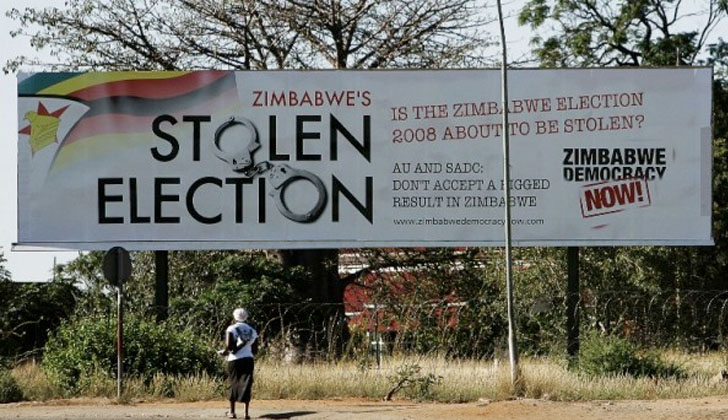 Western Monitors' Return Kindles Hope for Free Zimbabwe Vote