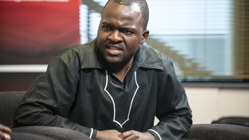 Time for youths to lead is now: Dzamara