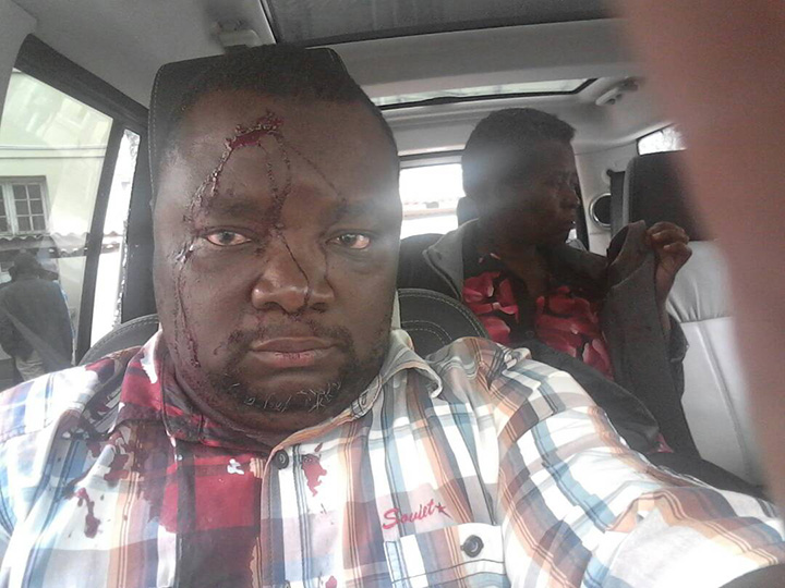 MDC-T Byo office turns into war zone