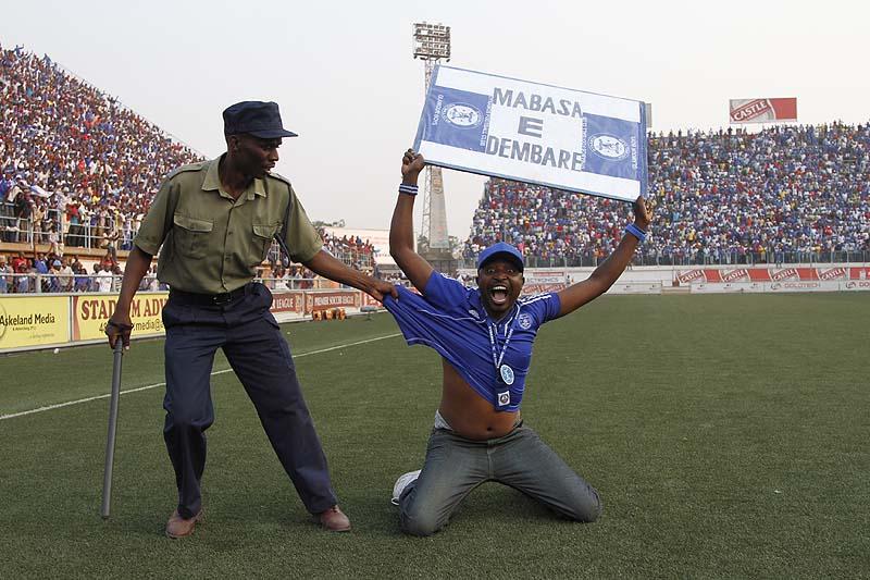 Zanu PF responsible for Dynamos' mess – Biti