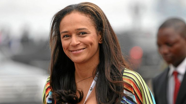 Angola probes Isabel Dos Santos' time as Sonangol chief