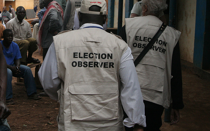 EU election observers deploy for historic Zim vote