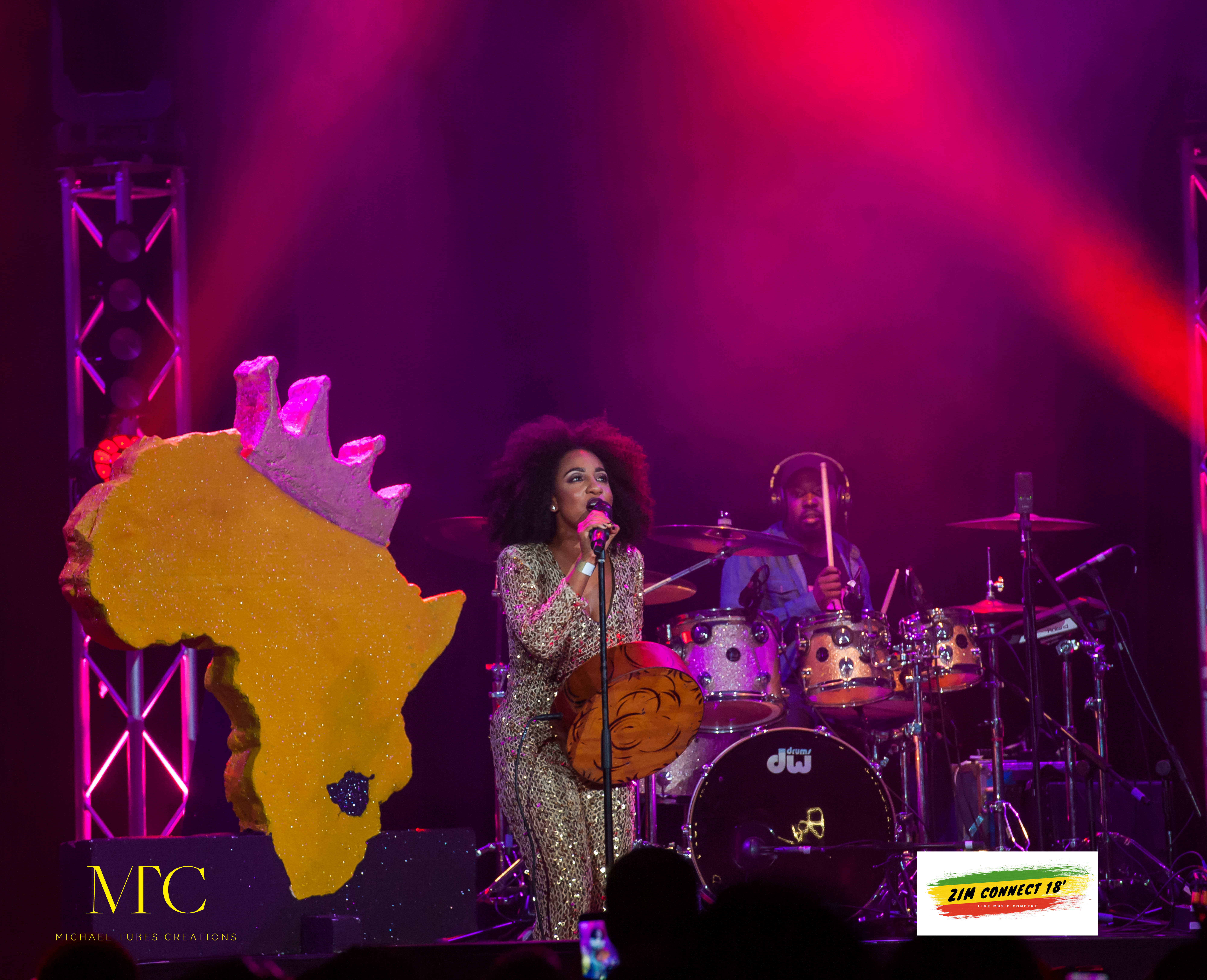 PICTURES: Ammara, Ex-Q, Tocky Vibes, Stunner London show