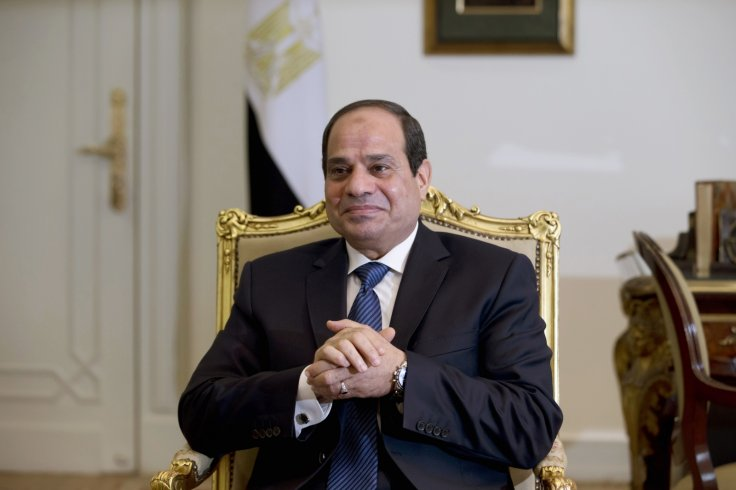 Egypt's leader: Defaming security forces is 'high treason'