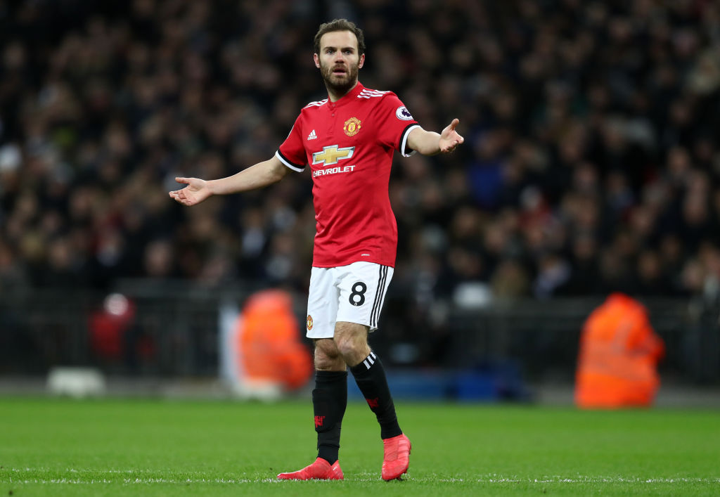 Mata happy to compete with Alexis