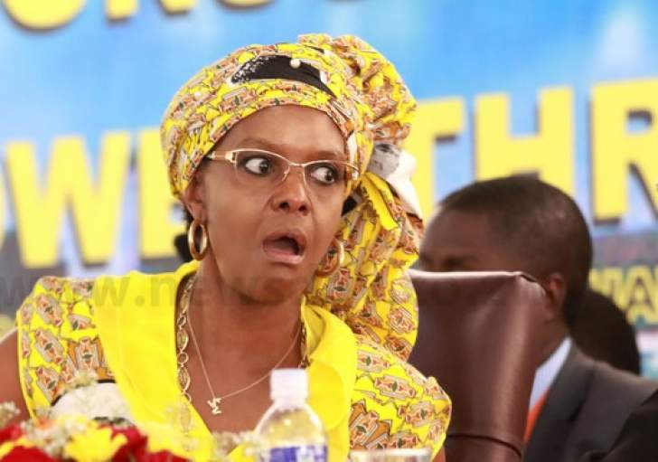 Police closing in on Grace Mugabe in ivory probe