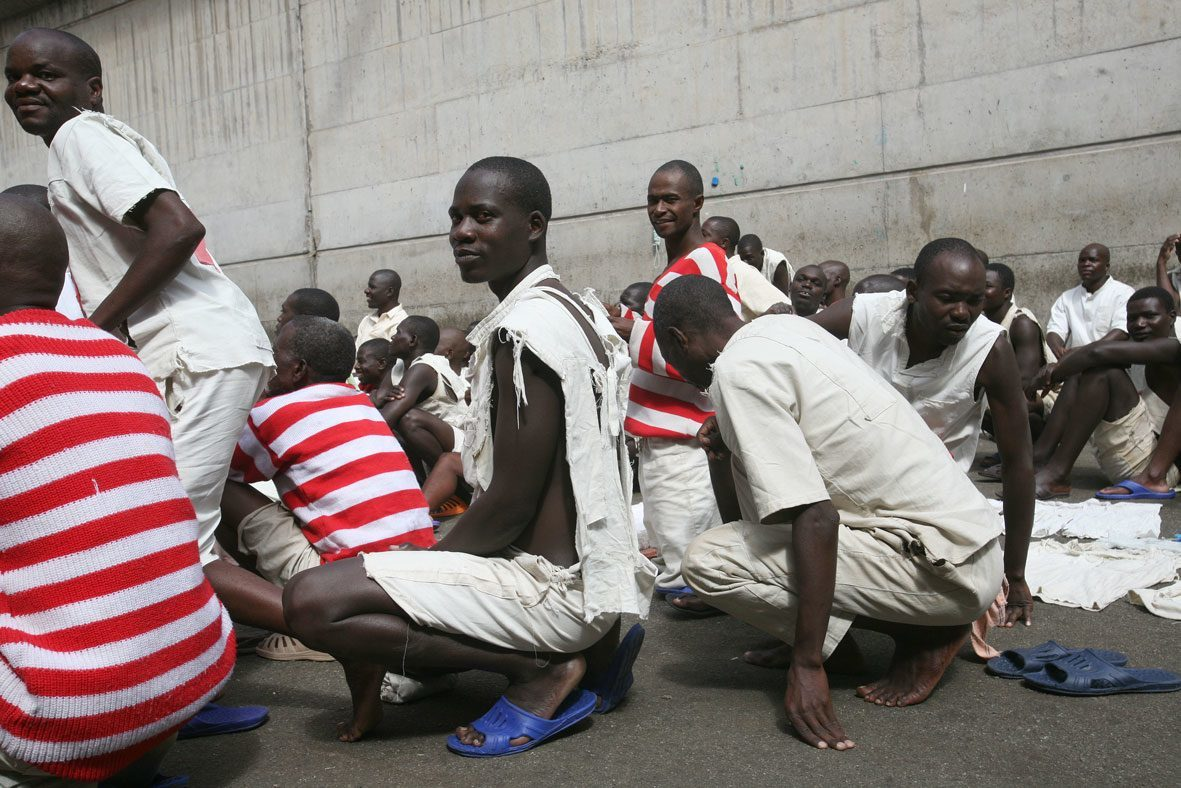 Chikurubi inmate sues govt after diarrhoea nightmare