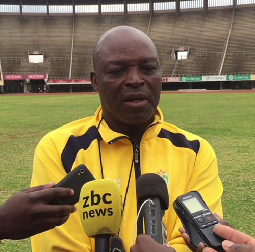 Warriors coach Chidzambwa impressed with response from his players