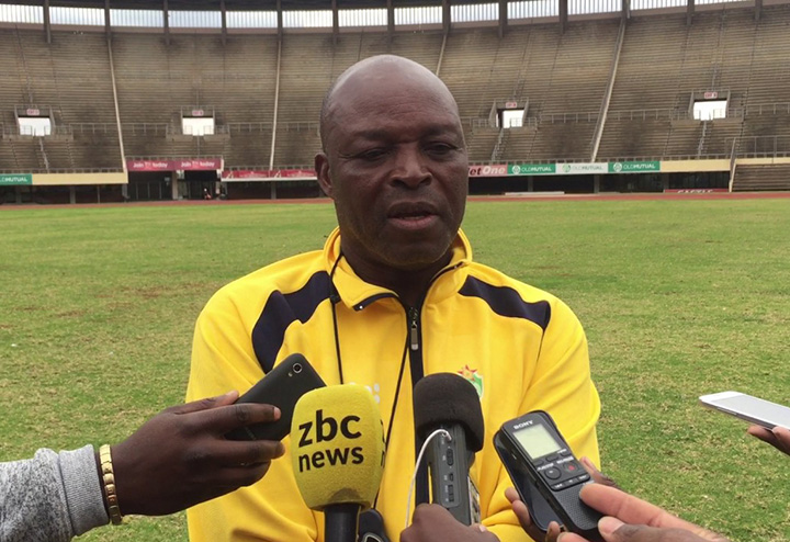 Chidzambwa hails his gallant Warriors after securing AFCON qualification
