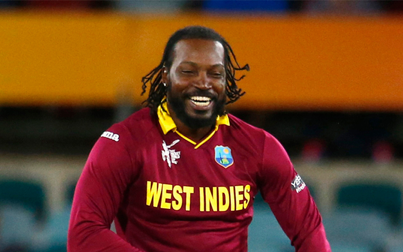 Gayle plans to dance with spectators in his final appearance in Harare
