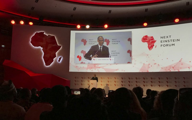 Africa's scientists encouraged to become the next Einstein