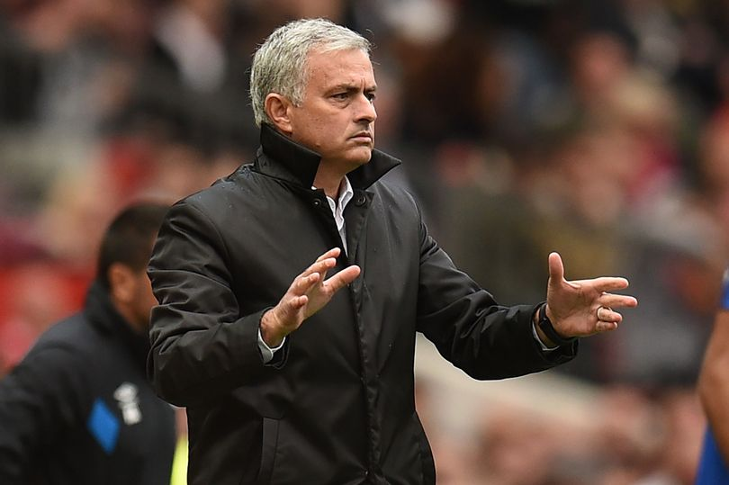 Take the title, Mourinho challenges Man Utd after spoiling City's party