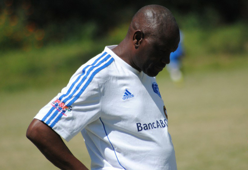 Dynamos sack Mutasa; Biggie Zuze takes over as acting coach