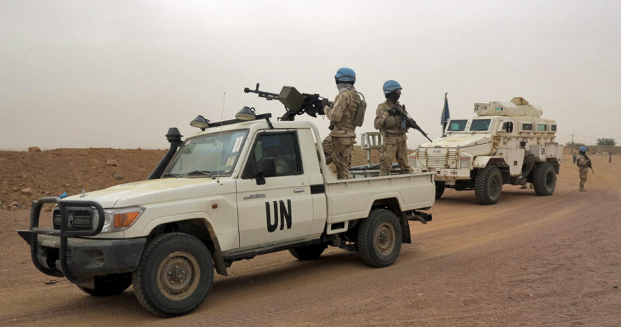 UN peacekeeper killed in Mali; 2nd such attack in 2 days