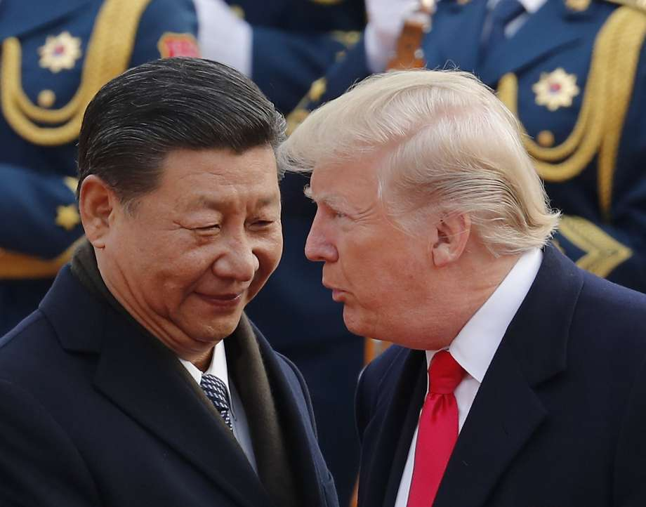 Trump says 'big progress' made in talks with China