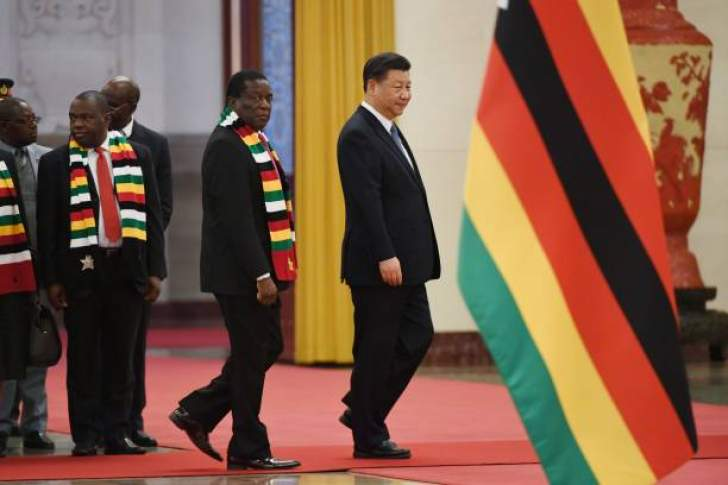 Zimbabwe Seeks Cooperation with China's Anhui Province