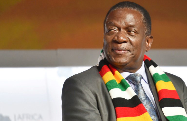 Fraud accused Undenge fingers Mnangagwa