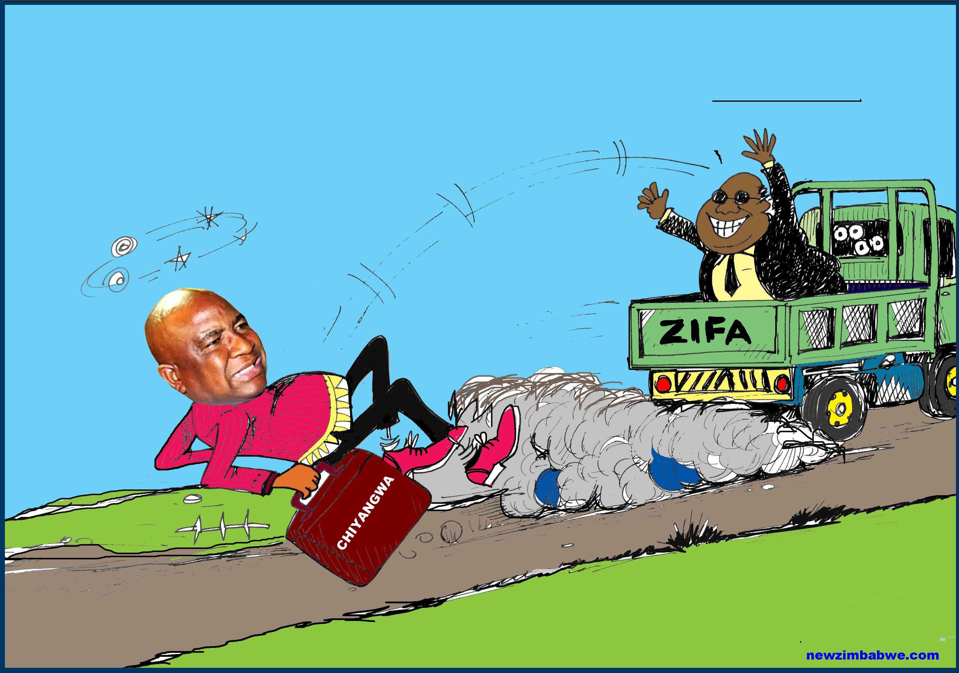 OF CHIYANGWA AND ZIFA