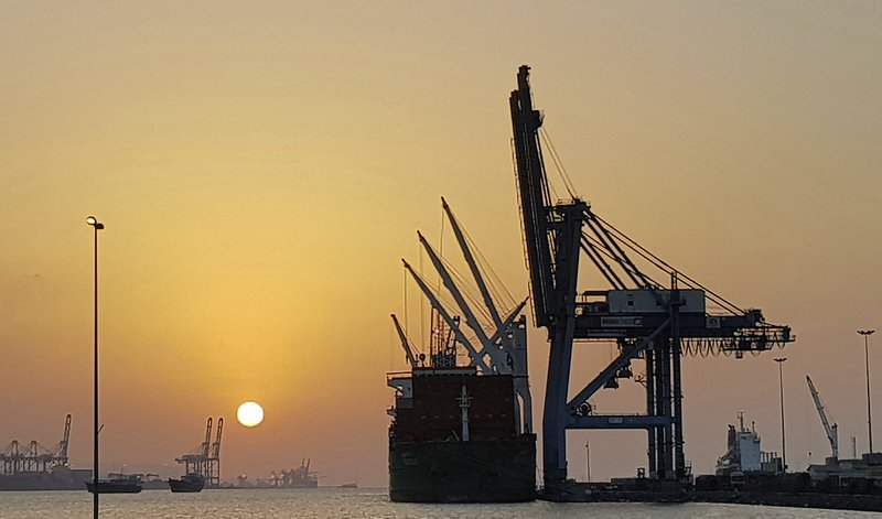 Tiny Djibouti aiming to be global military, shipping centre