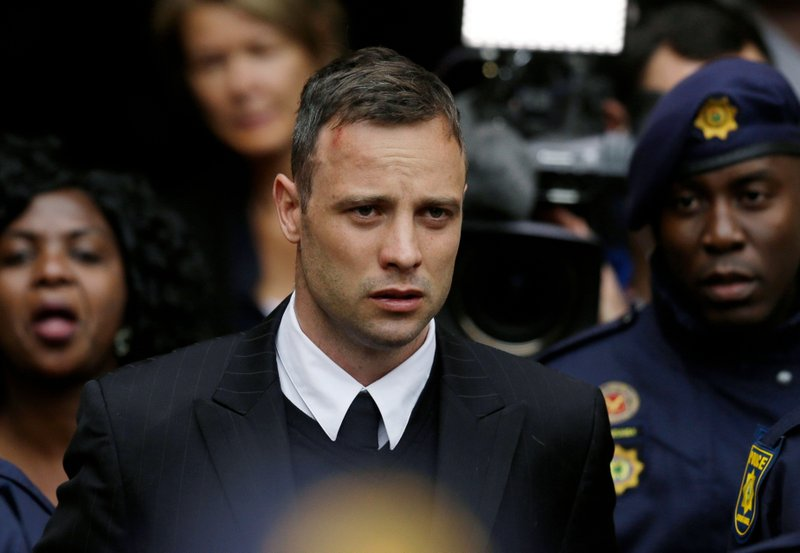 South Africa's highest court ends Pistorius's final appeal bid