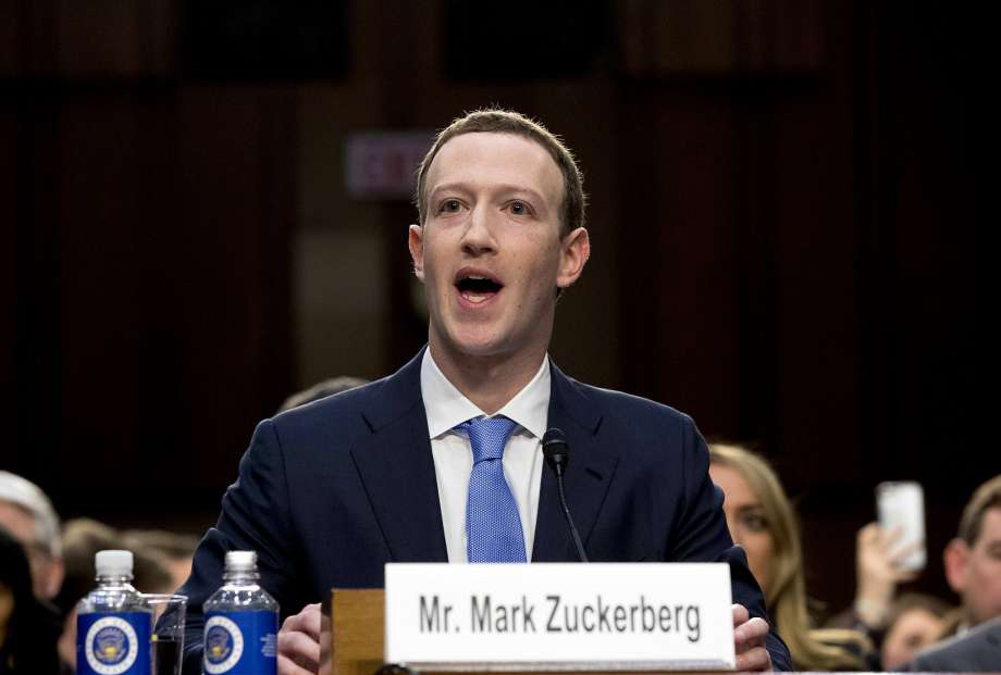 You are hereHome News Contrite Zuckerberg says Facebook in 'arms race' with Russia