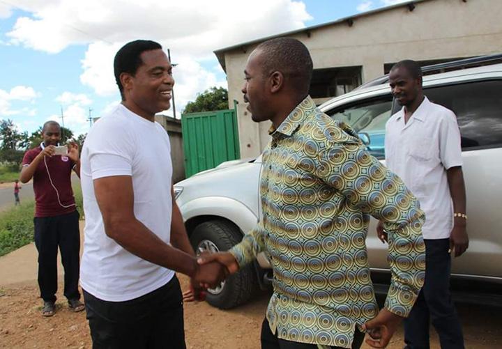 Sibanda, Nkomo visits add to Chamisa campaign controversy