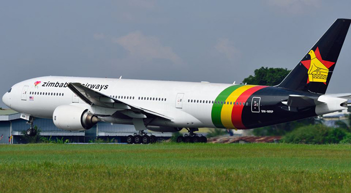 First of Mugabe-linked Zimbabwe Airways planes arrives