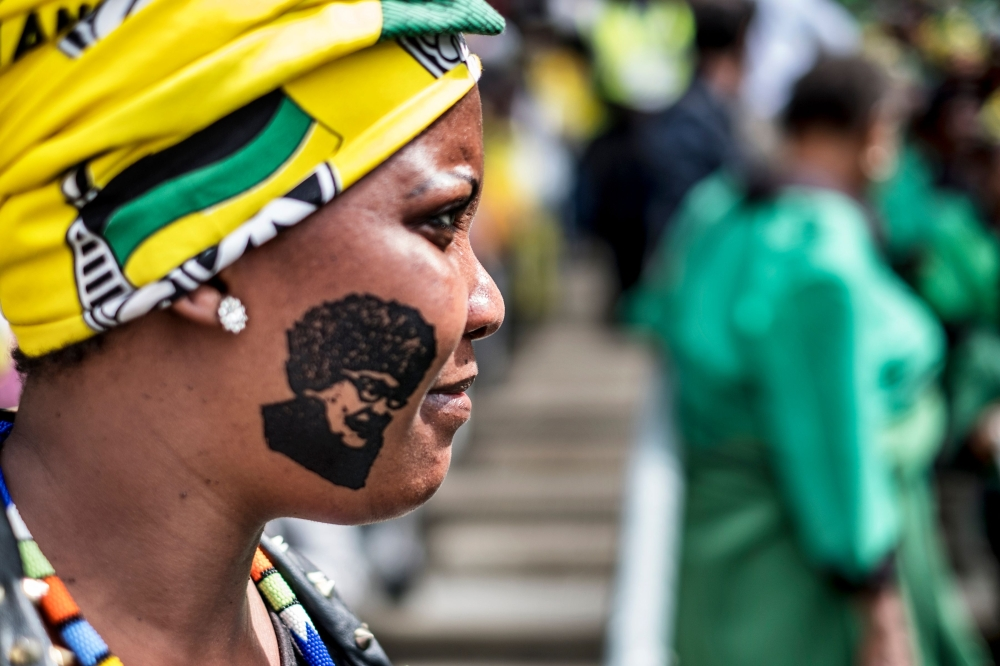 South Africa bids emotional farewell to 'Mama Winnie' Mandela