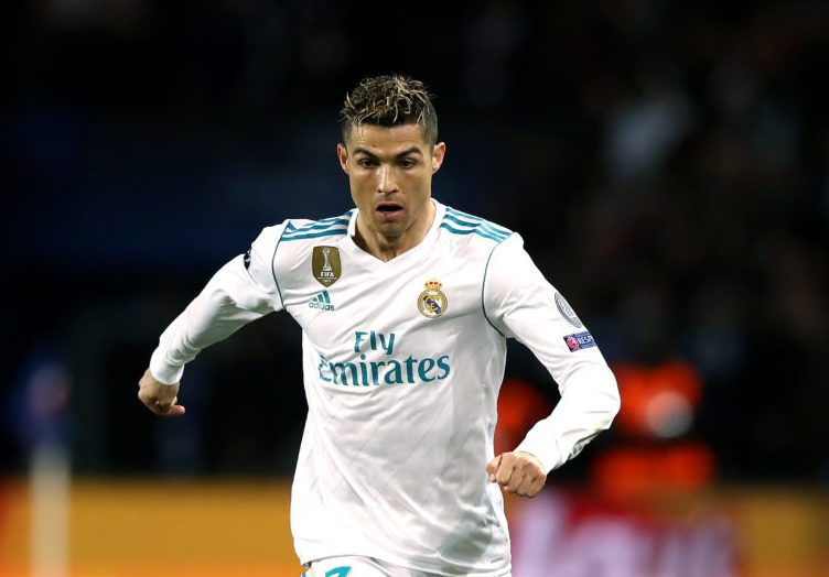 Last-gasp Ronaldo penalty takes Real into Champions League semis