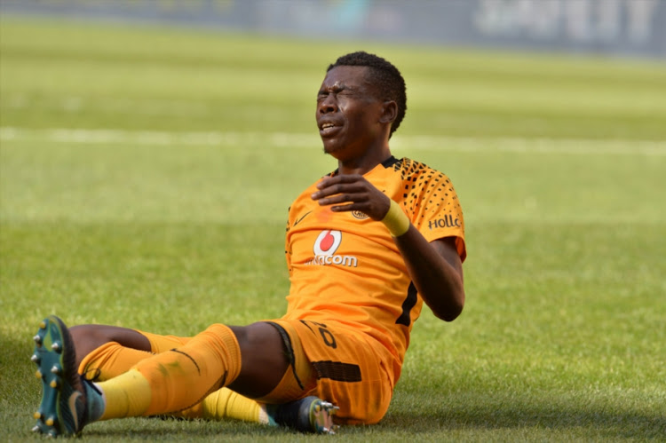 Zim's Teenage Hadebe out of Kaizer Chiefs' encounter against Platinum Stars