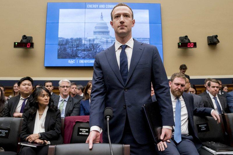 Zuckerberg testimony reveals lawmaker confusion on Facebook