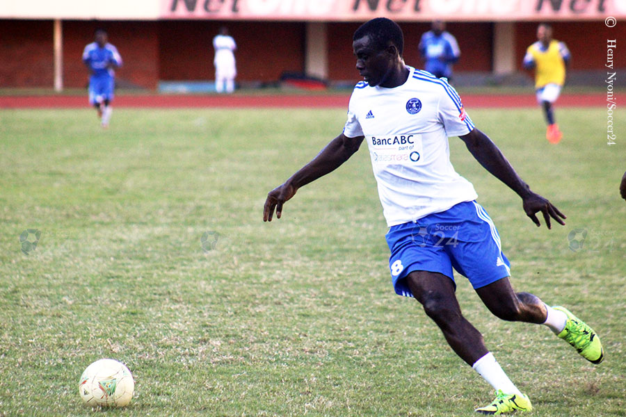 Epoupa takes his fight with Dynamos to footballers' union