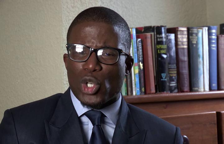 Lumumba to Mliswa: Bring your wife and I prove I am not gay