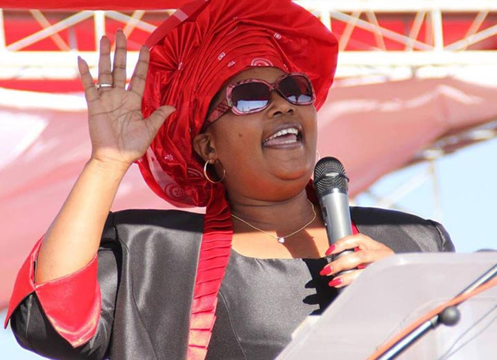 Khupe allies in Kwekwe gear up for congress
