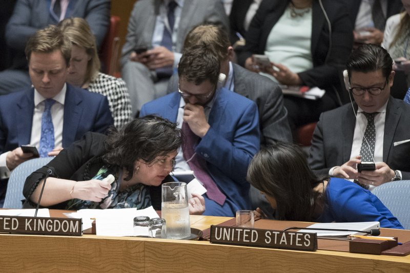 US pulls out of 'biased' UN Human Rights Council